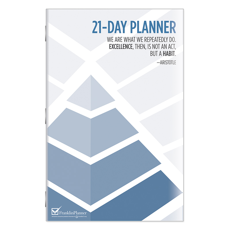 Classic 21-Day Planner