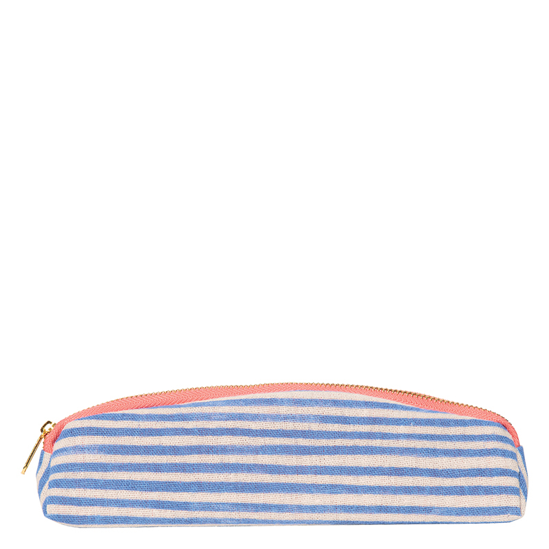 Pen and Pencil Pouch - Striped