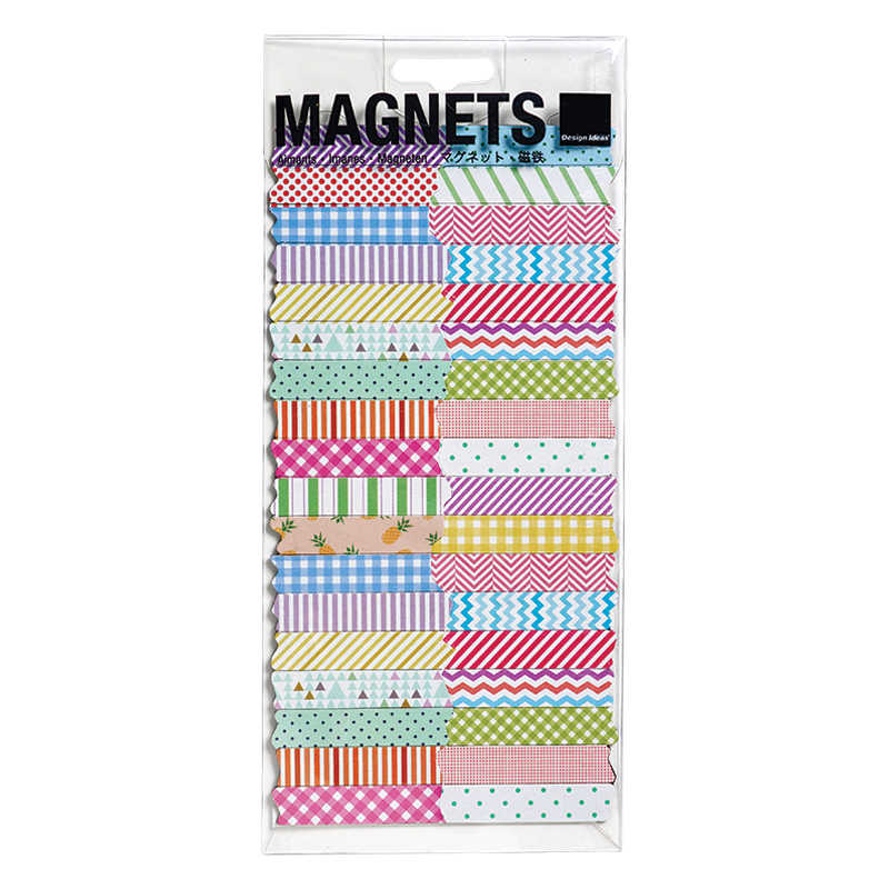 WashiTape Magnets