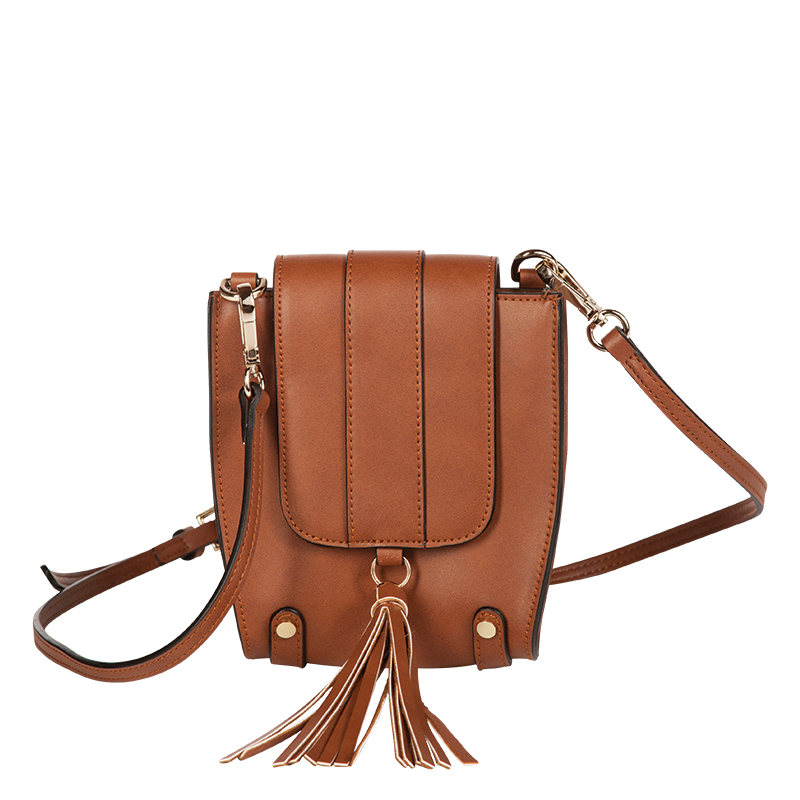 Havana Mini Satchel - Tan
