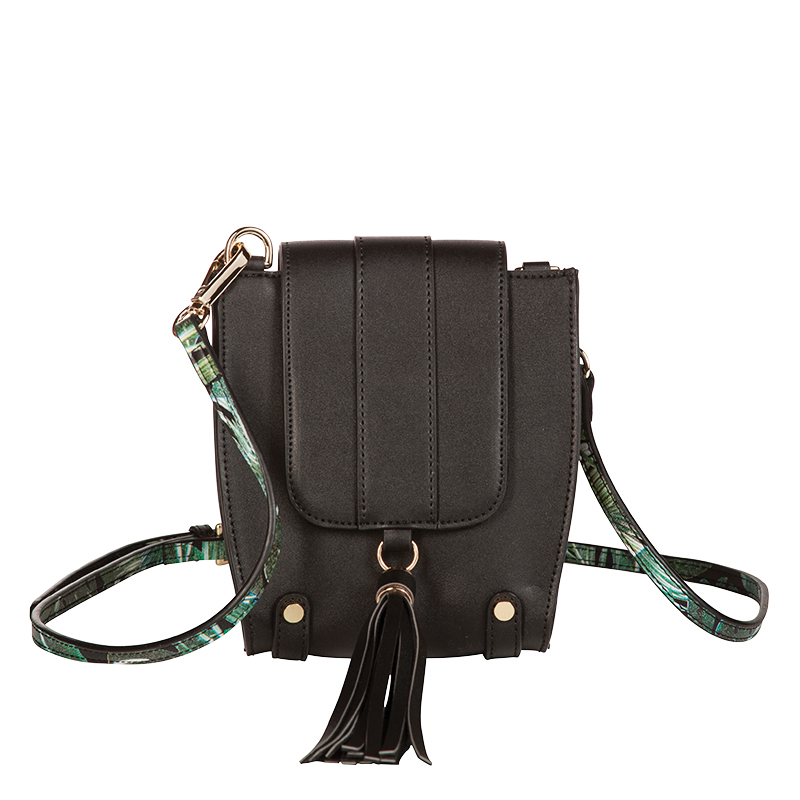 Havana Mini Satchel - Black