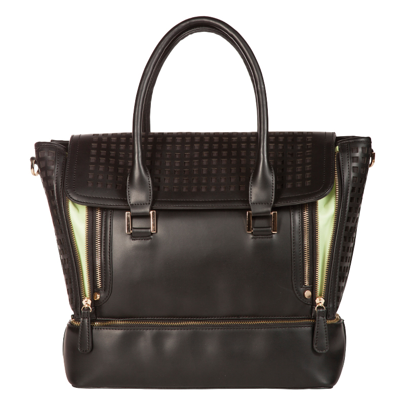 Zadie Collection Tote - Black