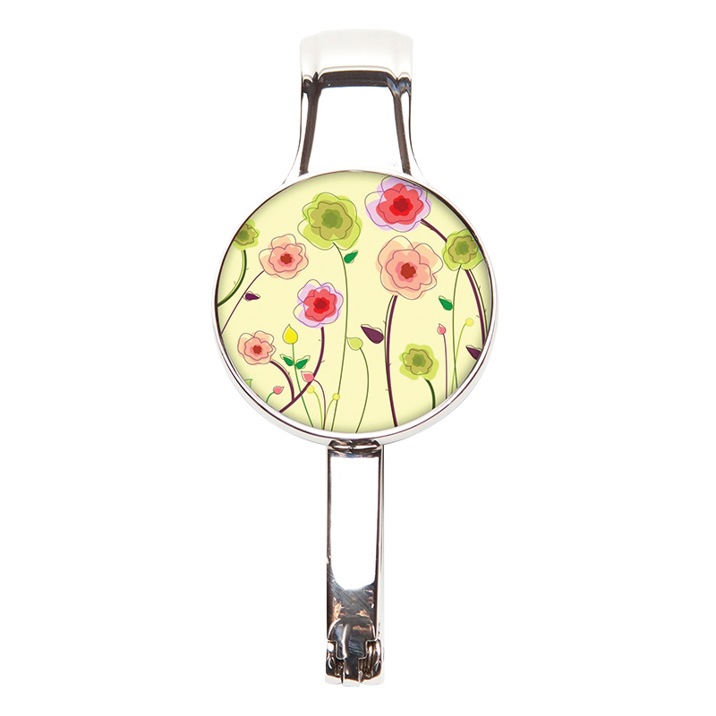 Purse Hanger - Multi Floral