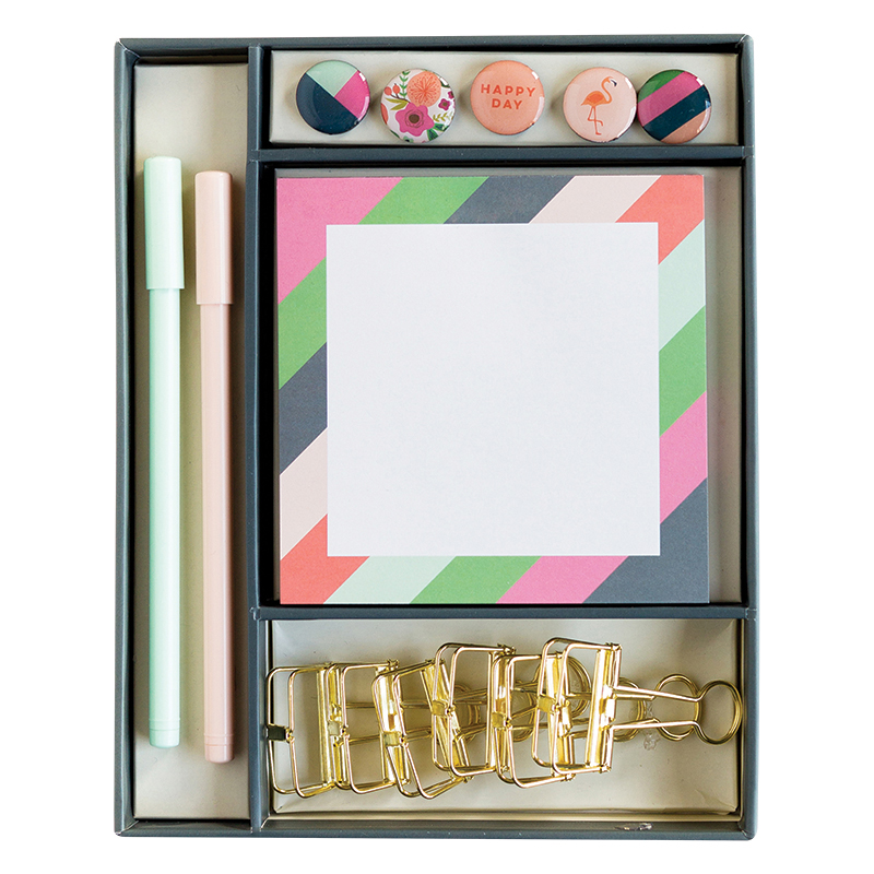 Paper-Love Trend  Small Desk Set