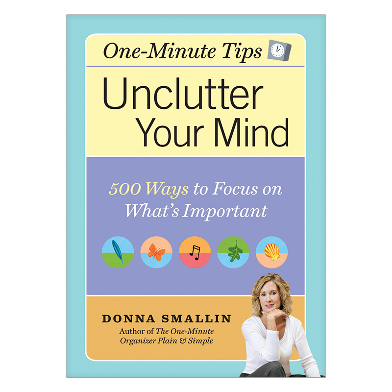 Unclutter Your Mind Book