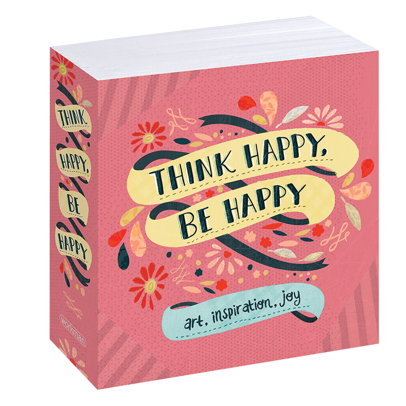 Think Happy, Be Happy Book