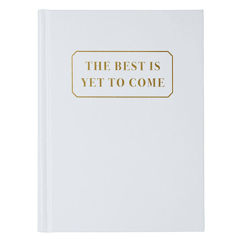 Guided Journal - The Best Is Yet To Come