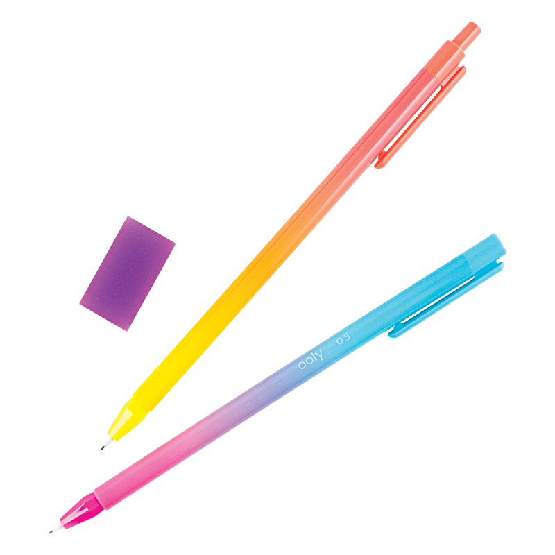 Oh My Ombre Mechanical Pencils