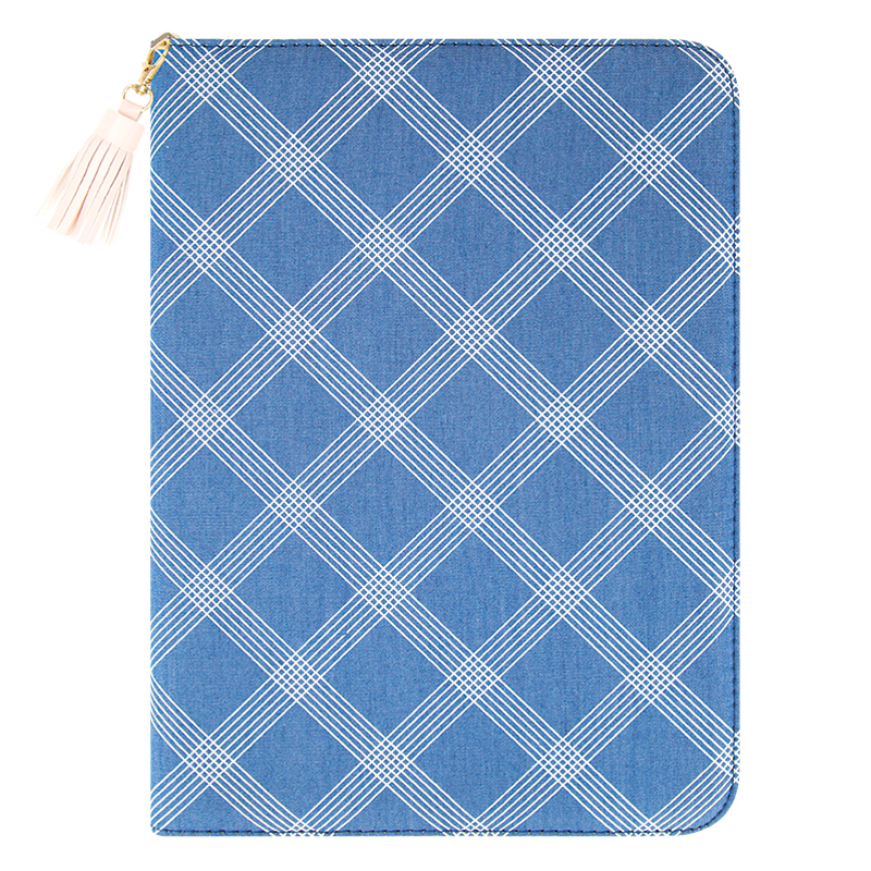Keep It Tidy Folio - Chambray