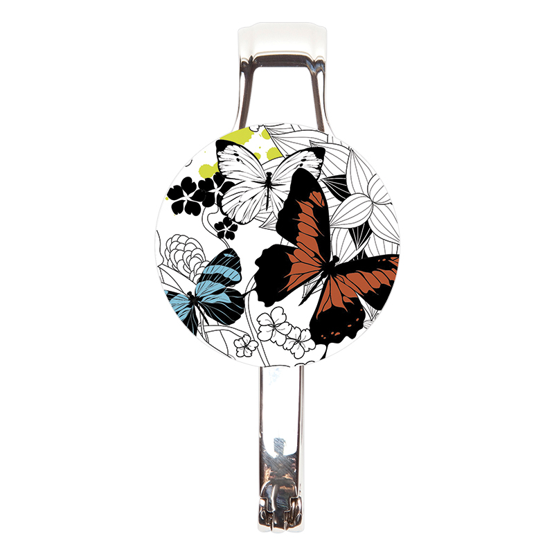 Purse Hanger - Butterfly Art
