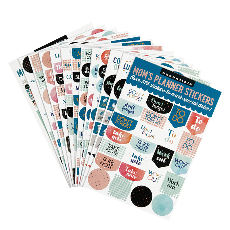 Essentials Mom's Planner Stickers