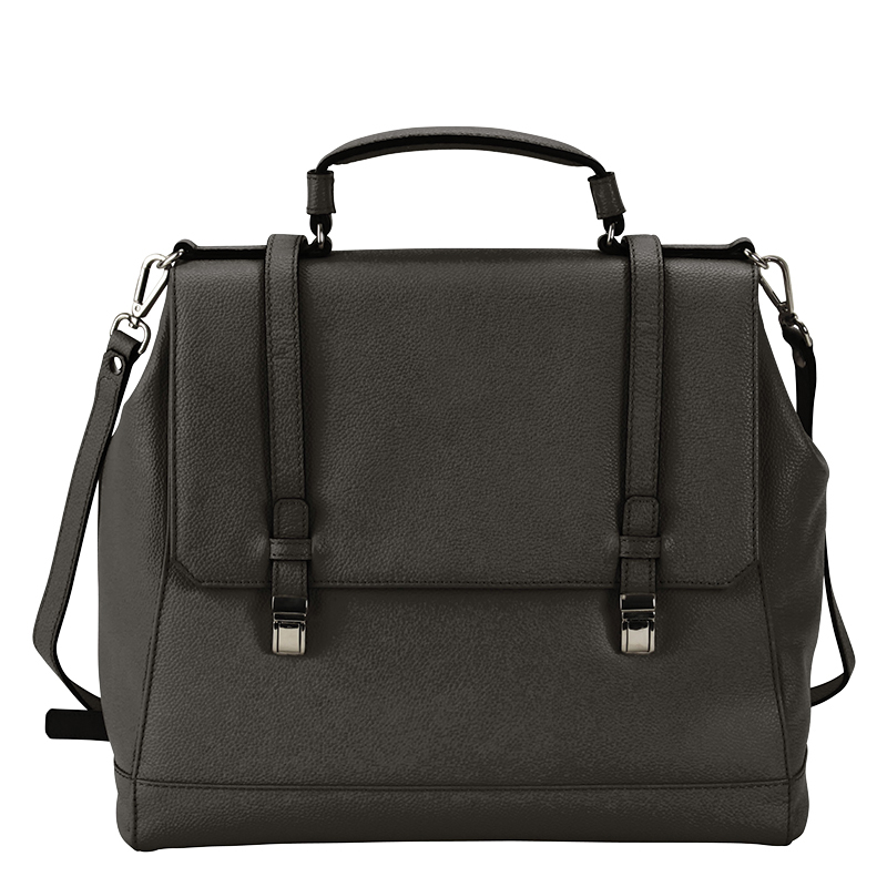 Lady Urban Small Messenger - Black