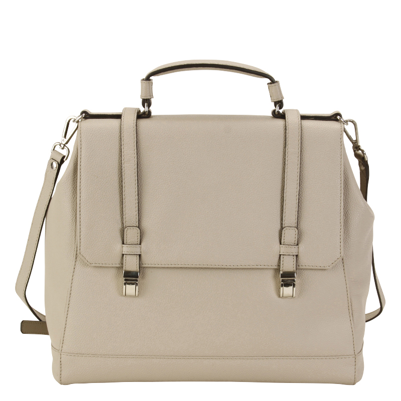 Lady Urban Small Messenger - Pearl Gray