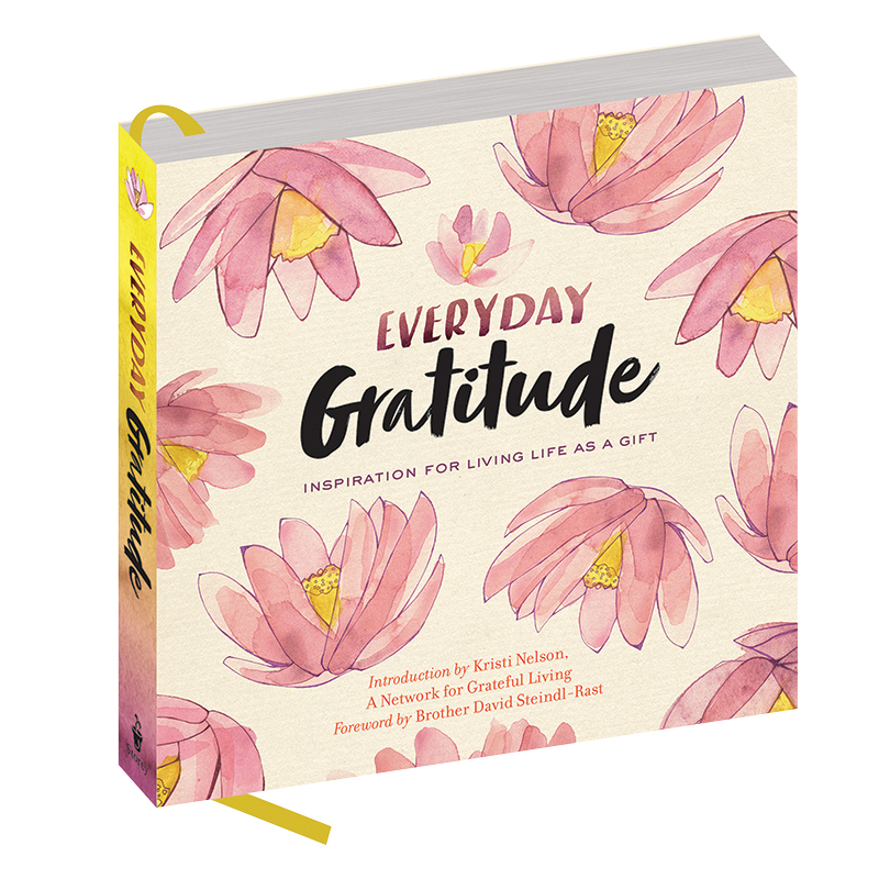 Everyday Gratitude Book