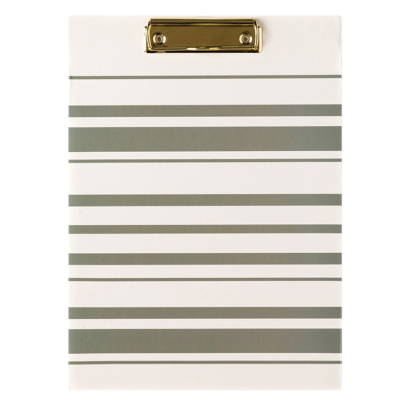 Clip Folio - Stripes