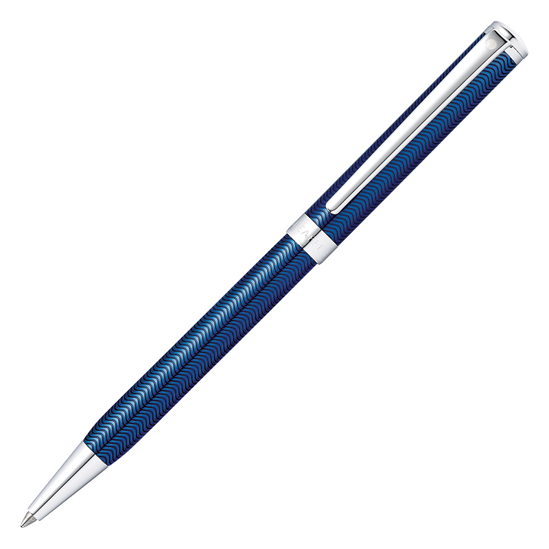Intensity Pen - Ballpoint - Translucent Blue Lacquer