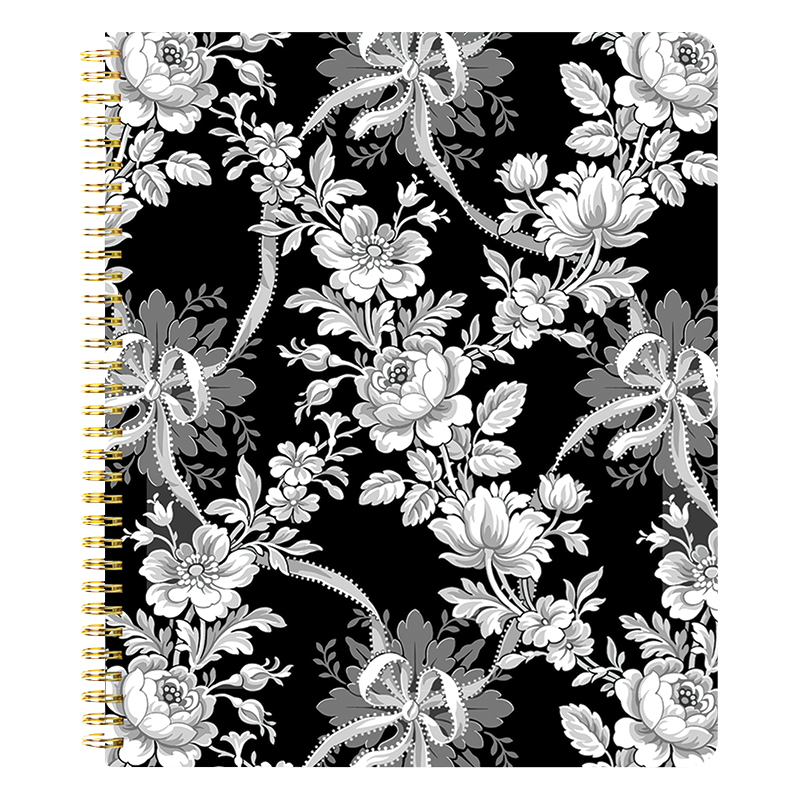 Spiral Bound Journal - Delphine