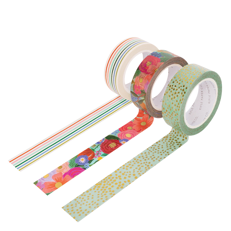 Paper Tape - Garden Party Set