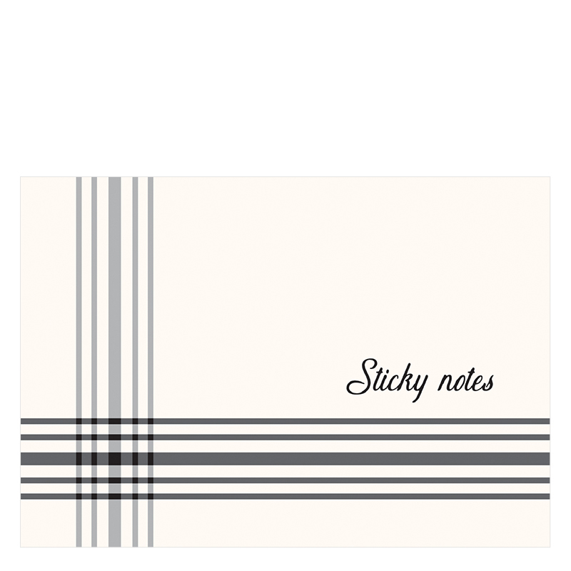 Planner Love Sticky Notes - Gingham Farm