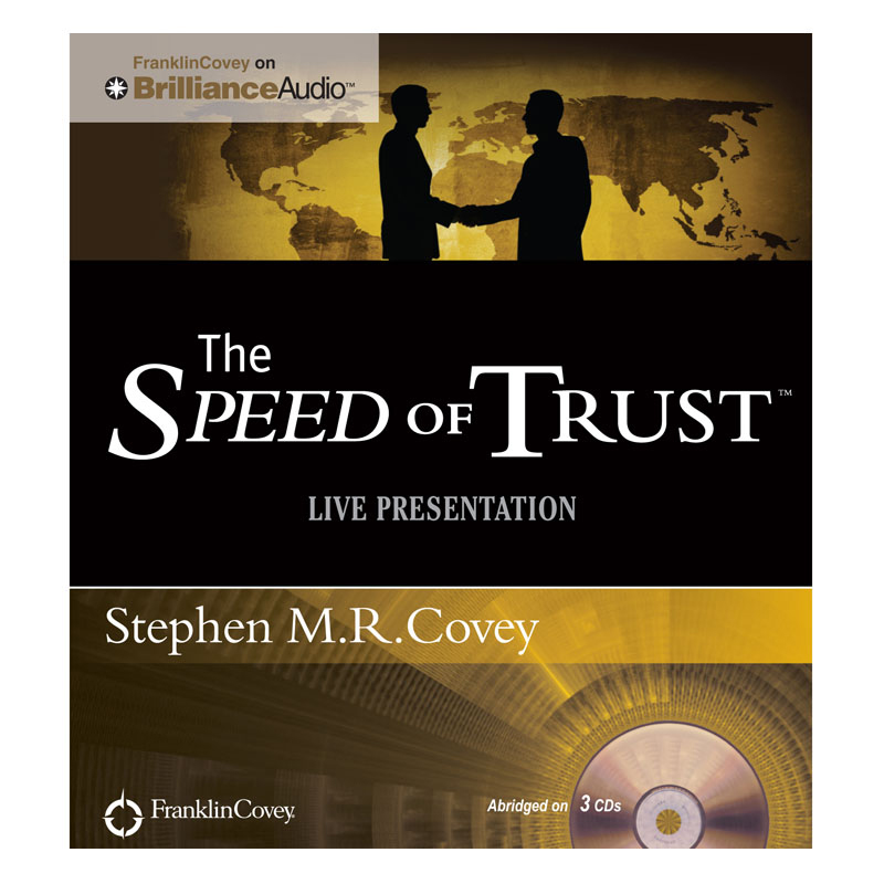 Speed of Trust Live from L.A. Audio by FranklinCovey