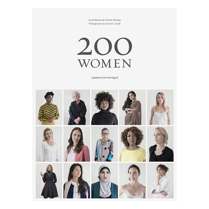 200 Women Who Will Change the Way You See The World Book