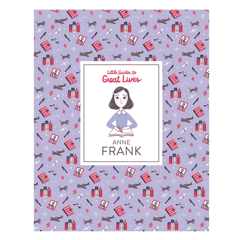 Little Guides to Great Lives: Anne Frank Book