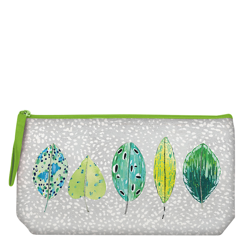 Handmade Embroidered Pouch - Tulsi