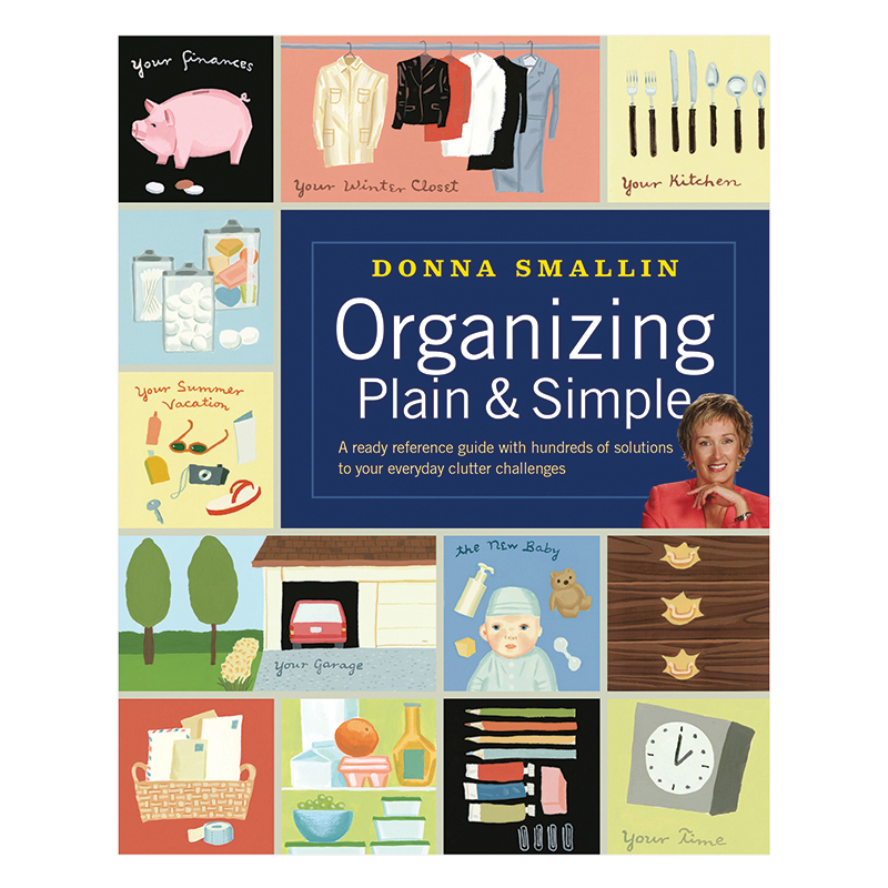 Organizing Plain & Simple Book