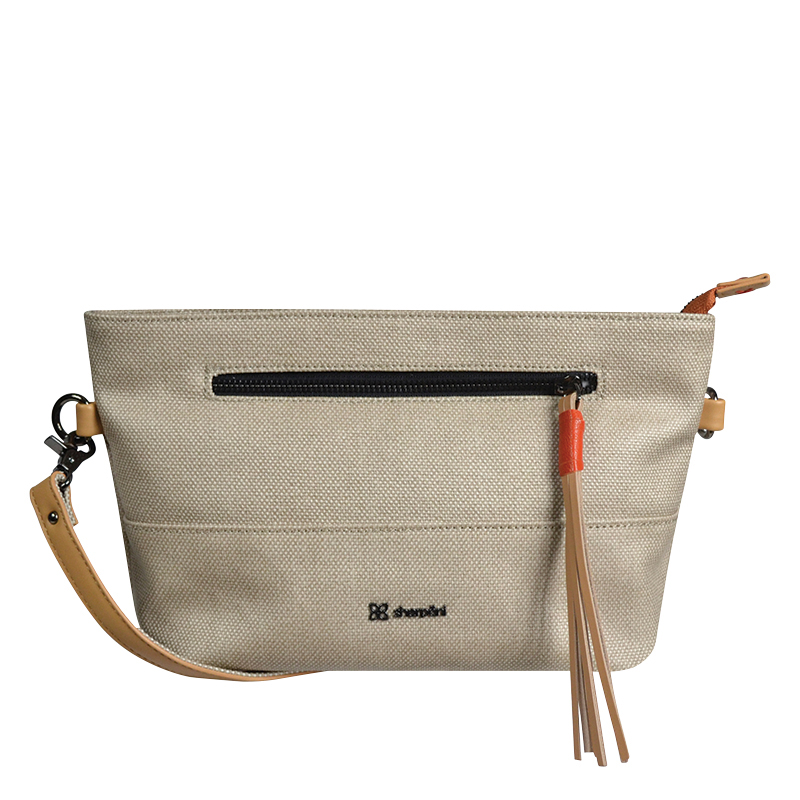 Paige Crossbody - Natural