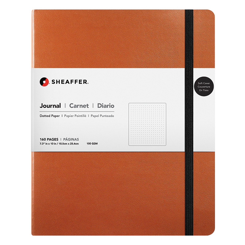 Sheaffer Dotted Journal - Carmel Brown