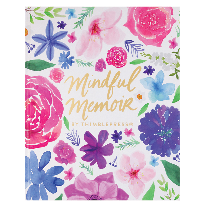 Mindful Memoir Guided Journal