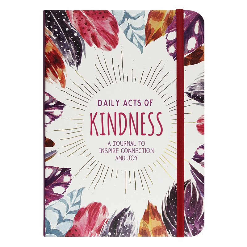 Daily Acts of Kindness Guided Journal