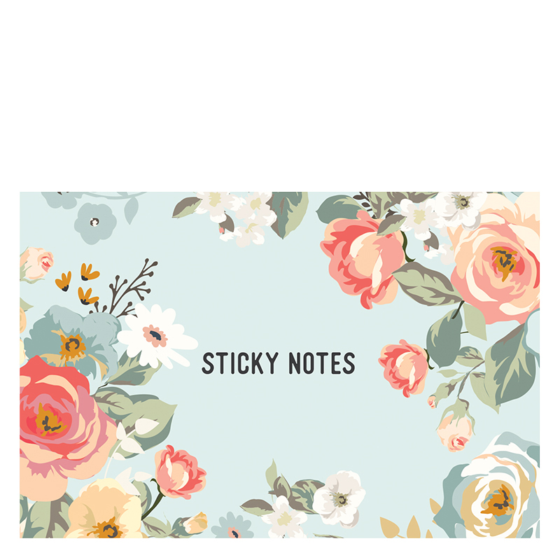 Planner Love Sticky Notes - Gingham Gardens