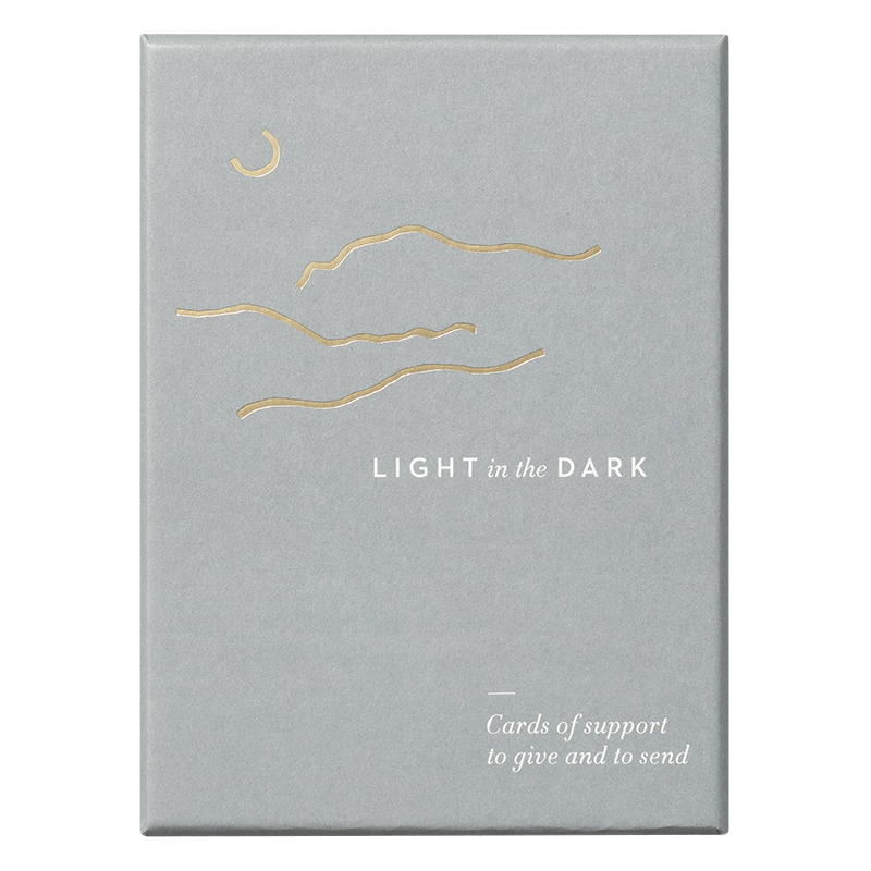 Notecards - Light in the Dark