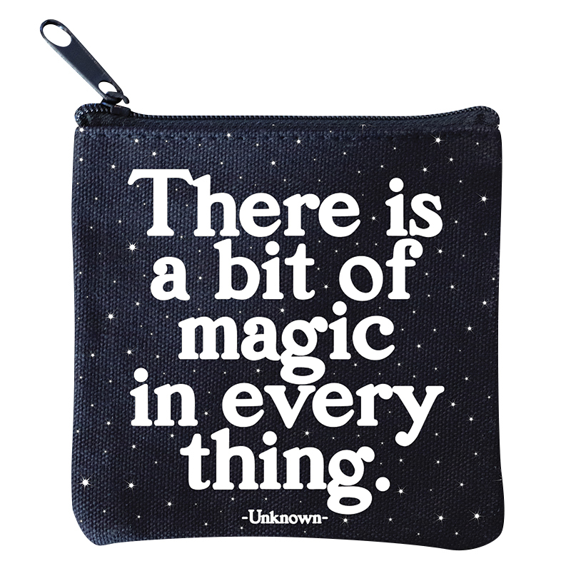 Mini Pouch - Magic in Everything