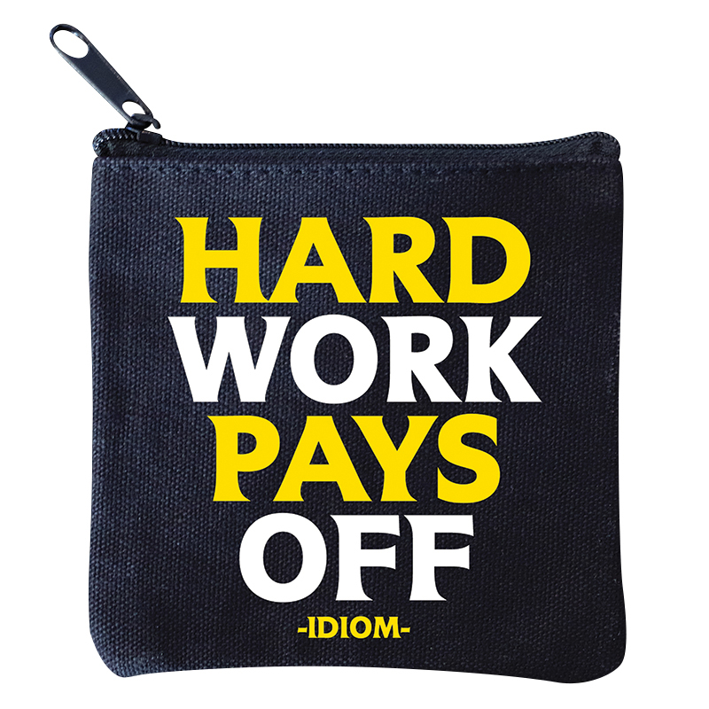 Mini Pouch - Hard Work