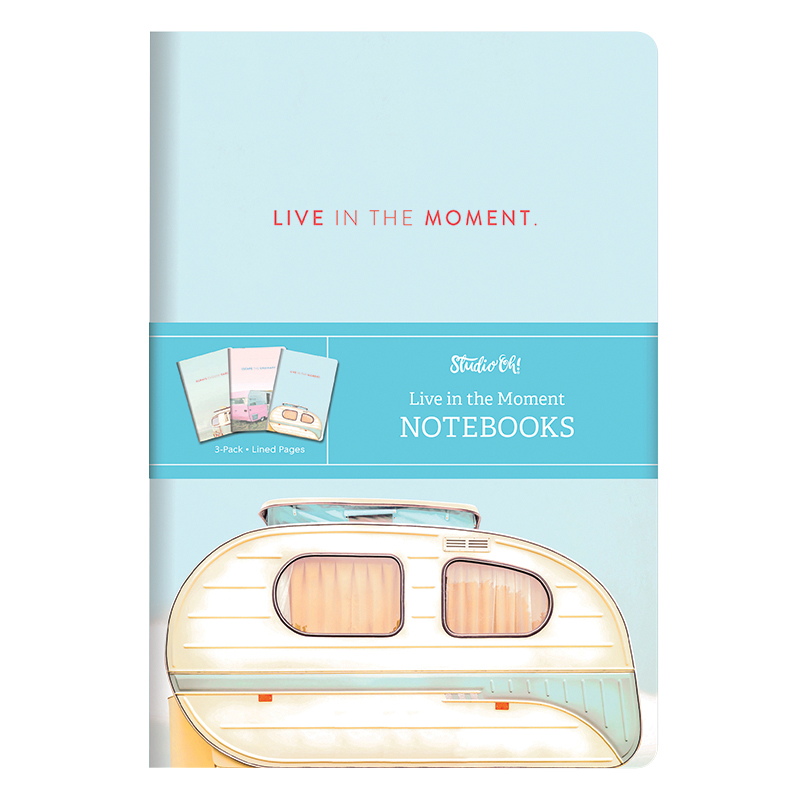 Notebook Trio - Live in the Moment