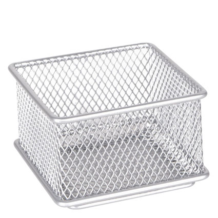 Mesh Drawer Store 3x3 - Silver 41657