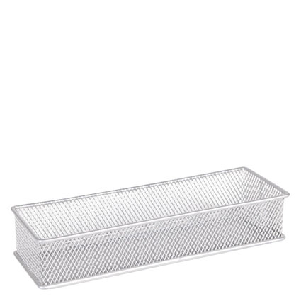 Mesh Drawer Store 3x9 - Silver 41659