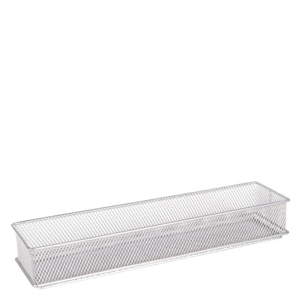 Mesh Drawer Store 3x12 - Silver 41660