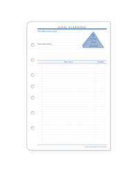 Goal Planning Forms