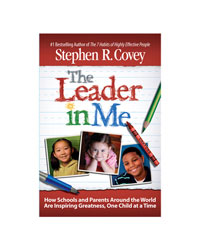 The Leader In Me - Hardcover