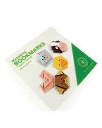 Animals Magnetic Origami Bookmarks