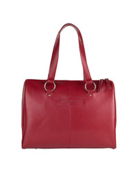 FranklinCovey Basics Leather Laptop Tote