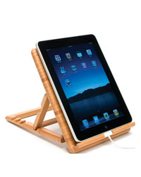 Expandable/Adjustable iPad Stand 4 positions - For iPad 2 & The New iPad