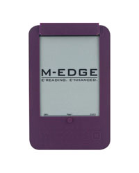 M-Skin for Kindle 3 - Purple