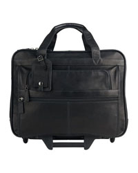 Breckenridge Wheeled Laptop Case