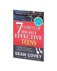 The 7 Habits of Highly Effective Teen Paperback