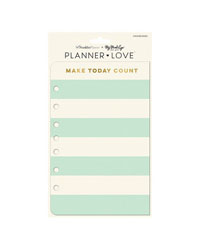 Coral Planner Love Dashboard