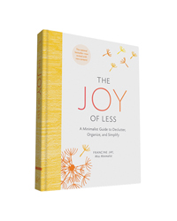 The Joy of Less Book